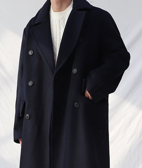 ST Wool Double Coat